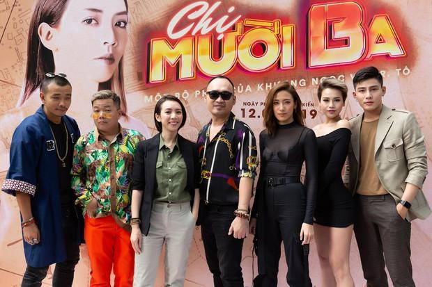 Chị Mười Ba Thu Trang tuyên bố sẽ cai nghiện thuốc lá thành công trong bản điện ảnh - Ảnh 6.