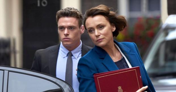 Bodyguard - Series vệ sĩ đình đám nhất Anh quốc đang làm mưa làm gió trên Netflix, bạn đã xem chưa? - Ảnh 1.
