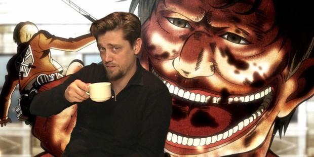 Đạo diễn Chú Hề Ma Quái IT bắt tay làm bom tấn Attack On Titan phiên bản người đóng - Ảnh 1.