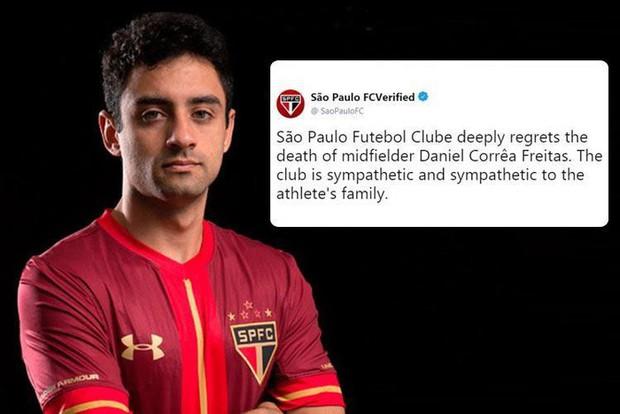 Cầu thủ bóng đá bị sát hại dã man và ném xác trong rừng - Ảnh 1.