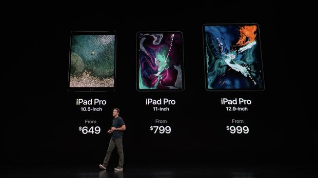 iPad Pro 2018: Giá chát hơn cả laptop, còn lâu mới sang và đáng mua như iPhone XS - Ảnh 11.