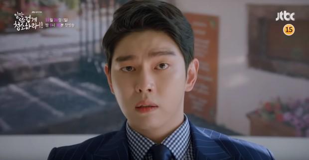 Bất chấp tạo hình nàng giúp việc lôi thôi, Kim Yoo Jung vẫn xinh rạng ngời trong teaser phim mới - Ảnh 5.