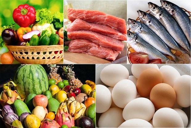 Chuyên gia dinh dưỡng: Chỉ cần nắm nguyên tắc ăn uống này là bạn sẽ vừa khỏe vừa đẹp - Ảnh 3.