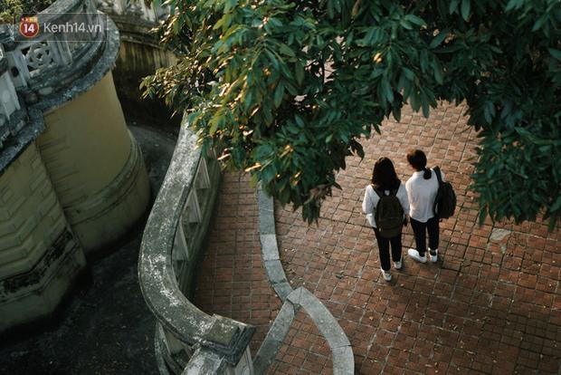 Ngôi trường lâu đời nhất Hà Nội - 110 năm qua vẫn vẹn nguyên vẻ đẹp yên bình, rêu phong và thách thức thời gian - Ảnh 17.