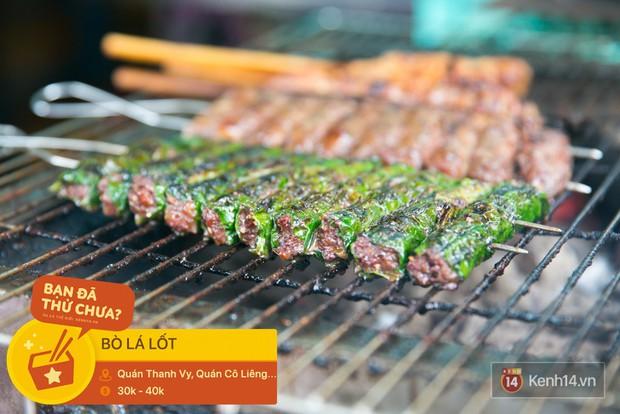 Chiều cuối tuần mà được lai rai những món bò nướng thơm lừng ở Sài Gòn thì còn gì sướng bằng - Ảnh 7.