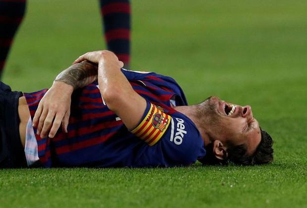 Hết hồn Ronaldo - Messi hóa thân thành ma quỷ hù dọa khán giả - Ảnh 5.