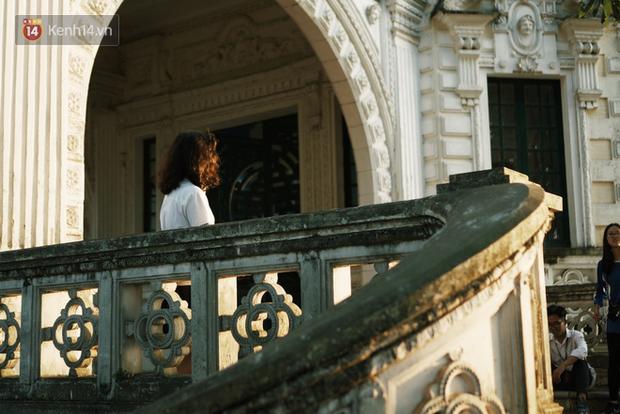 Ngôi trường lâu đời nhất Hà Nội - 110 năm qua vẫn vẹn nguyên vẻ đẹp yên bình, rêu phong và thách thức thời gian - Ảnh 12.