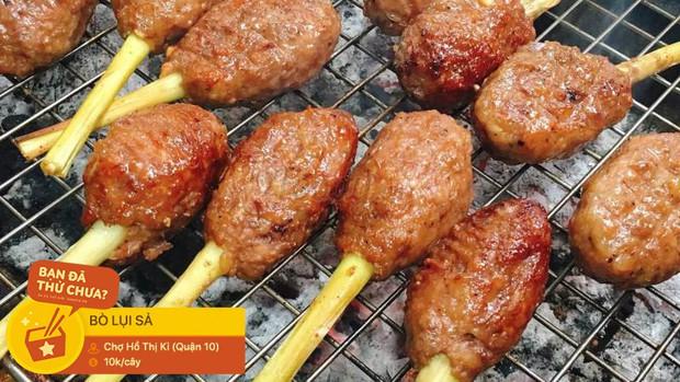 Chiều cuối tuần mà được lai rai những món bò nướng thơm lừng ở Sài Gòn thì còn gì sướng bằng - Ảnh 2.