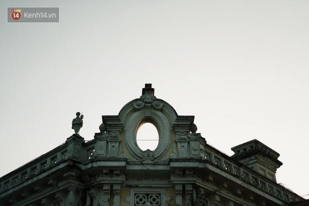 Ngôi trường lâu đời nhất Hà Nội - 110 năm qua vẫn vẹn nguyên vẻ đẹp yên bình, rêu phong và thách thức thời gian - Ảnh 10.
