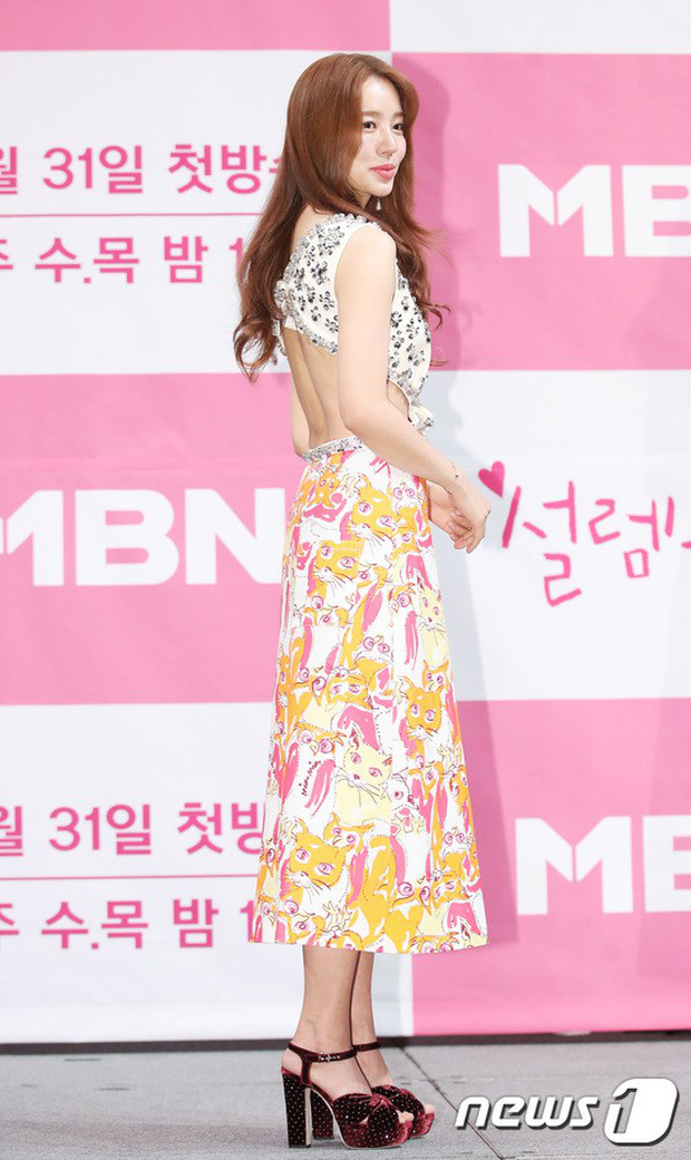 Trở lại sau 5 năm, Yoon Eun Hye hở da thịt táo bạo song gương mặt đầy dấu hiệu thẩm mỹ của cô mới gây chú ý - Ảnh 3.