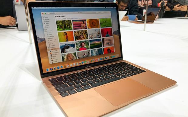 Giải đáp câu hỏi khiến các chị em đau đầu suốt đêm qua: Có nên mua MacBook Air 2018 thay cho MacBook thường hoặc Pro? - Ảnh 3.