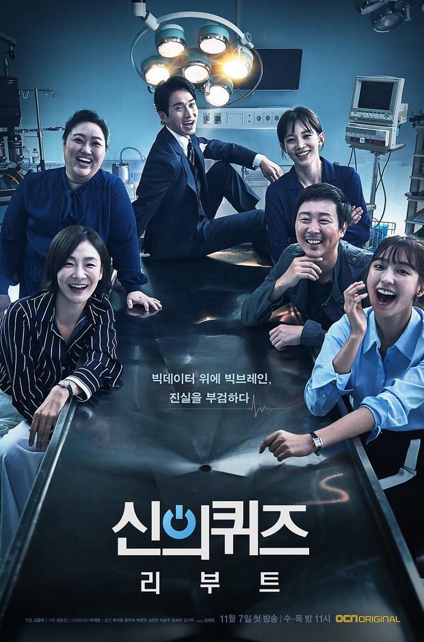 Tháng 11: Loạt phim Hàn Quốc lên sóng chiều lòng mọi fan - Ảnh 12.