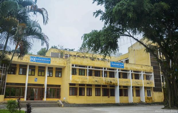 Đây là Đại học duy nhất ở Việt Nam có 1 khu rừng tuyệt đẹp ngay trong khuôn viên trường, tha hồ sống ảo - Ảnh 12.