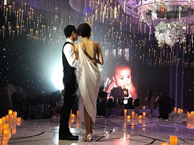 Clip Lan Khuê và John Tuấn Nguyễn khiêu vũ sexy khuấy động đám cưới - Ảnh 2.