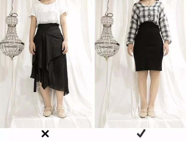 """Đùi to hay chân cong không còn đáng sợ nếu bạn biết bí kíp chọn kiểu váy """"nịnh dáng"""" nhất - Ảnh 3."""