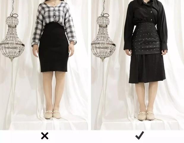 """Đùi to hay chân cong không còn đáng sợ nếu bạn biết bí kíp chọn kiểu váy """"nịnh dáng"""" nhất - Ảnh 4."""