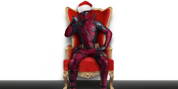Đang từ nhân vật 18+, Deadpool tung ra phiên bản lành mạnh dịp Giáng Sinh thì có lợi gì? - Ảnh 2.