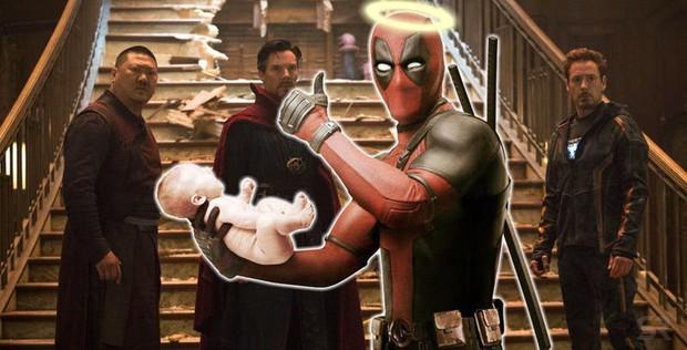 Đang từ nhân vật 18+, Deadpool tung ra phiên bản lành mạnh dịp Giáng Sinh thì có lợi gì? - Ảnh 3.