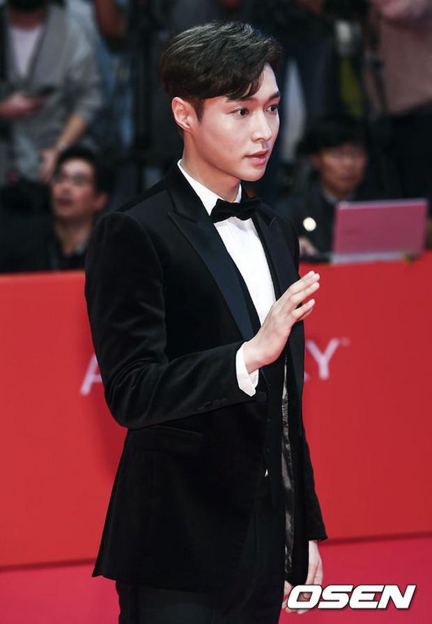 Thảm đỏ LHP quốc tế Busan hội tụ gần 30 siêu sao: Jang Dong Gun - Hyun Bin như ông hoàng, dàn mỹ nhân quá lộng lẫy - Ảnh 22.