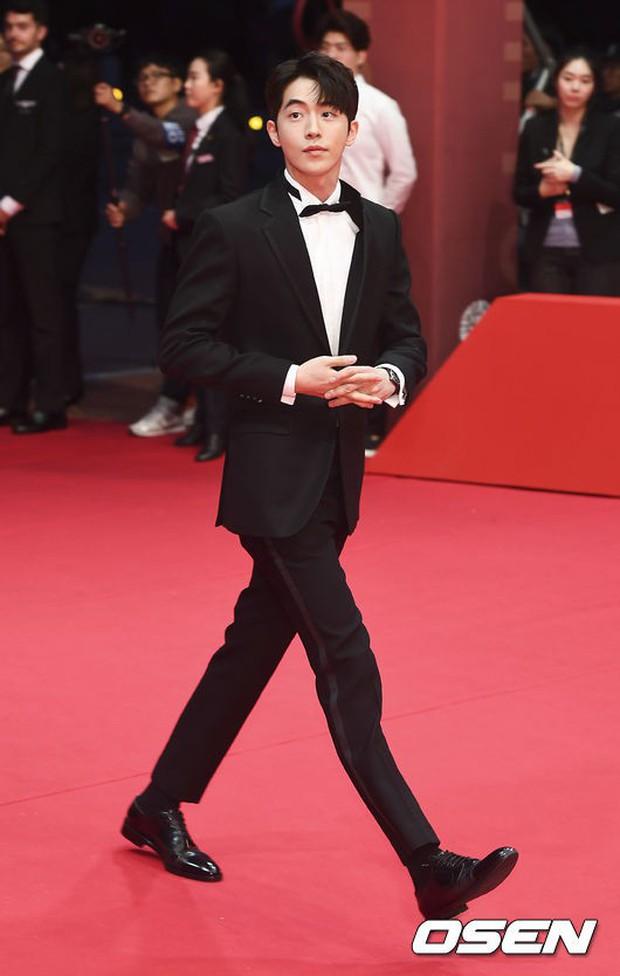 Thảm đỏ LHP quốc tế Busan hội tụ gần 30 siêu sao: Jang Dong Gun - Hyun Bin như ông hoàng, dàn mỹ nhân quá lộng lẫy - Ảnh 20.