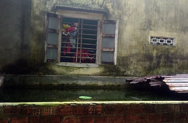Vụ cháu bé 4 tháng tuổi chết bất thường trong hồ cá: Nghi can là cô bé 15 tuổi bị tâm thần - Ảnh 1.