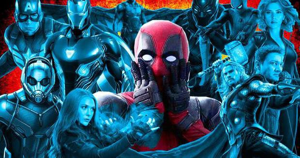 Đang từ nhân vật 18+, Deadpool tung ra phiên bản lành mạnh dịp Giáng Sinh thì có lợi gì? - Ảnh 5.