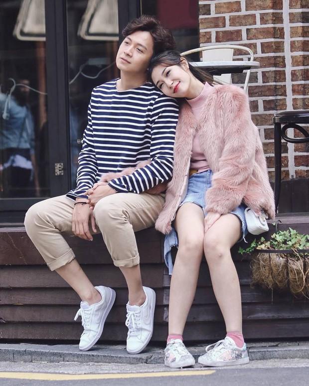 Khổng Tú Quỳnh Ngô Kiến Huy hành động khiến fan yên tâm trước tin chia tay - Ảnh 4