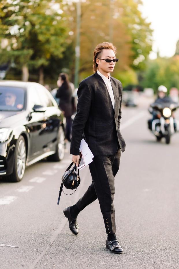 Không kém cạnh các fashionisto nước ngoài, Việt Nam cũng có nhân vật dự tới 3 show đình đám tại Paris Fashion Week - Ảnh 4.