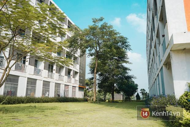 Ghé thăm ký túc xá đại học đẹp nhất nhì Việt Nam, nơi sinh viên hưởng cuộc sống chẳng khác gì ở khách sạn - Ảnh 3.