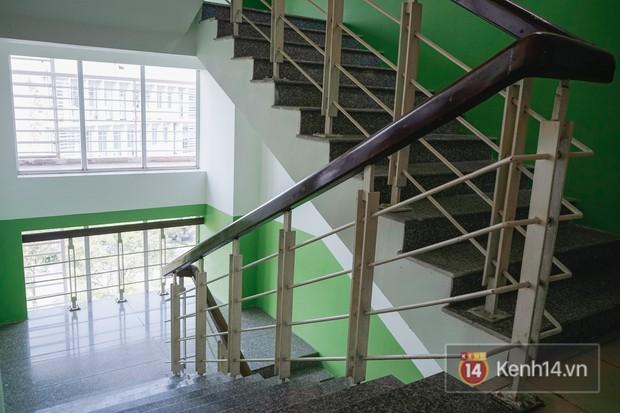 Ghé thăm ký túc xá đại học đẹp nhất nhì Việt Nam, nơi sinh viên hưởng cuộc sống chẳng khác gì ở khách sạn - Ảnh 6.