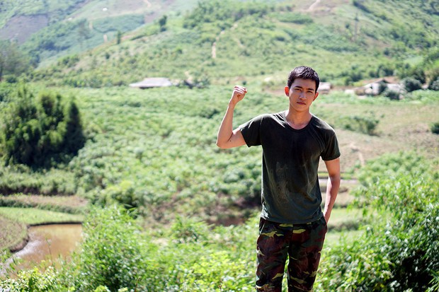 Ngoài Song Luân - Hữu Vi, 3 chàng soái ca quân nhân màn ảnh này cũng từng khiến khán giả Việt gục ngã - Ảnh 8.