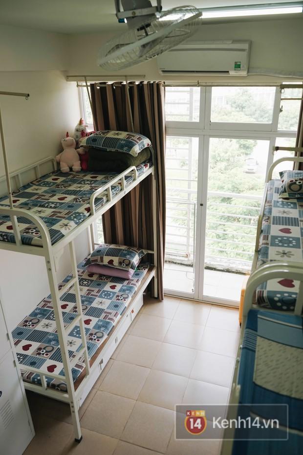 Ghé thăm ký túc xá đại học đẹp nhất nhì Việt Nam, nơi sinh viên hưởng cuộc sống chẳng khác gì ở khách sạn - Ảnh 16.