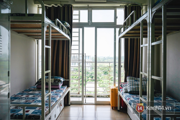 Ghé thăm ký túc xá đại học đẹp nhất nhì Việt Nam, nơi sinh viên hưởng cuộc sống chẳng khác gì ở khách sạn - Ảnh 17.