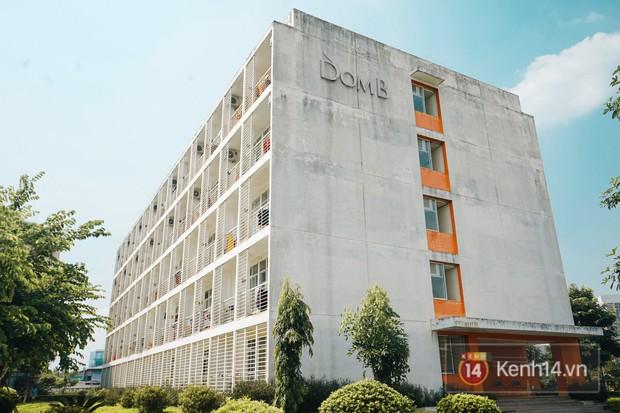 Ghé thăm ký túc xá đại học đẹp nhất nhì Việt Nam, nơi sinh viên hưởng cuộc sống chẳng khác gì ở khách sạn - Ảnh 20.