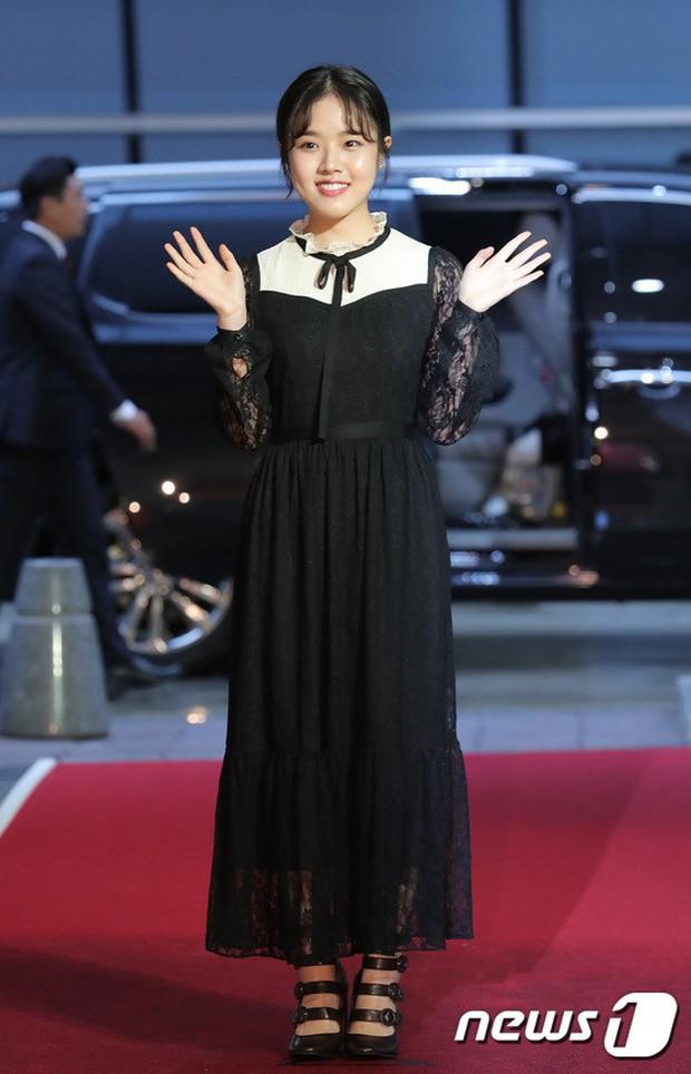 Thảm đỏ LHP quốc tế Busan ngày 2: Hotgirl Việt bất ngờ lộ diện, Sooyoung quá táo bạo với đầm xẻ cao bên dàn sao Hàn - Ảnh 9.