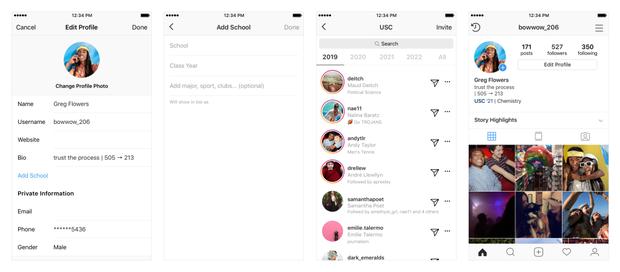Instagram bất ngờ ra mắt Nametag giúp dễ tiếp cận làm quen và follow crush kiểu mới - Ảnh 2.