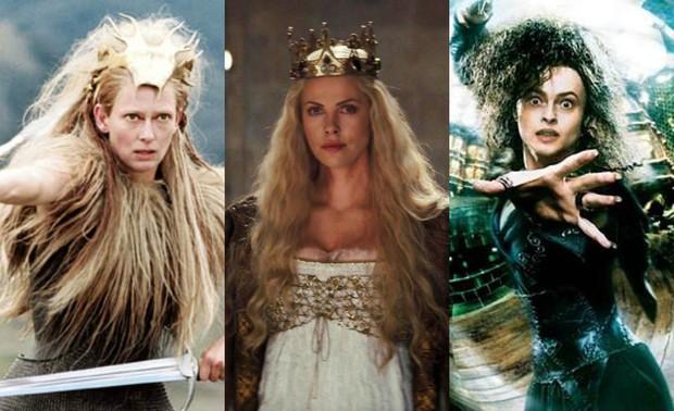 5 nữ phù thủy hắc ám quyền năng nhất trên màn ảnh - Ảnh 1.