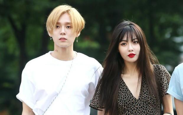 Hyuna và E'Dawn quyết định rời khỏi CUBE - Ảnh 2.