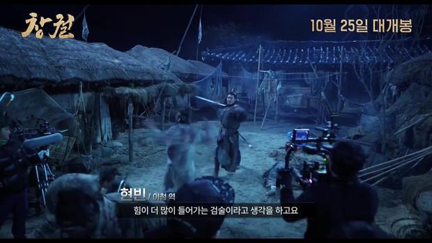 Phấn khích với clip hậu trường máu lửa của Train to Busan phiên bản cổ trang - Ảnh 5.