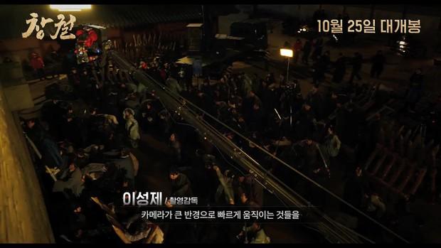 Phấn khích với clip hậu trường máu lửa của Train to Busan phiên bản cổ trang - Ảnh 6.