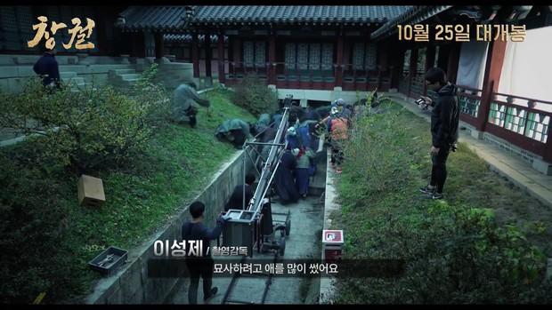 Phấn khích với clip hậu trường máu lửa của Train to Busan phiên bản cổ trang - Ảnh 7.