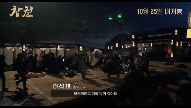 Phấn khích với clip hậu trường máu lửa của Train to Busan phiên bản cổ trang - Ảnh 8.