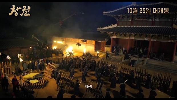 Phấn khích với clip hậu trường máu lửa của Train to Busan phiên bản cổ trang - Ảnh 9.