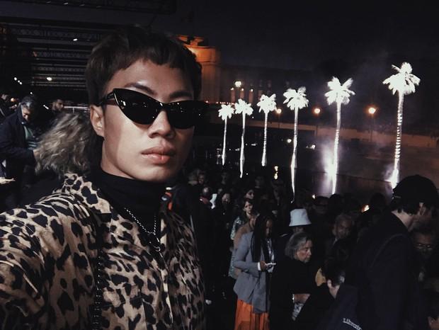 Không kém cạnh các fashionisto nước ngoài, Việt Nam cũng có nhân vật dự tới 3 show đình đám tại Paris Fashion Week - Ảnh 1.