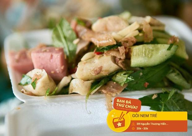 Dù chỉ là yếu tố phụ nhưng nem chua đã góp phần tô điểm cho nhiều món ngon ở Sài Gòn - Ảnh 7.