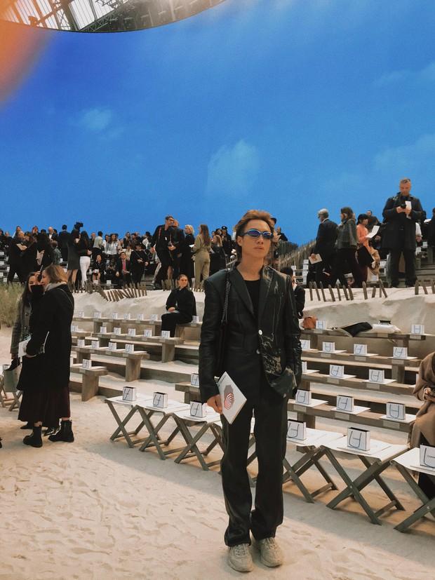 Không kém cạnh các fashionisto nước ngoài, Việt Nam cũng có nhân vật dự tới 3 show đình đám tại Paris Fashion Week - Ảnh 8.