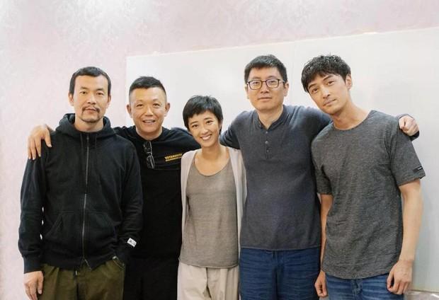 Giật mình với nhan sắc của soái ca Hồ Ca trong dự án phim mới - Ảnh 3.