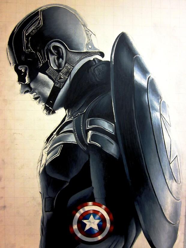 Tạm biệt Chris Evans và chàng Captain America tuyệt nhất thế gian! - Ảnh 2.