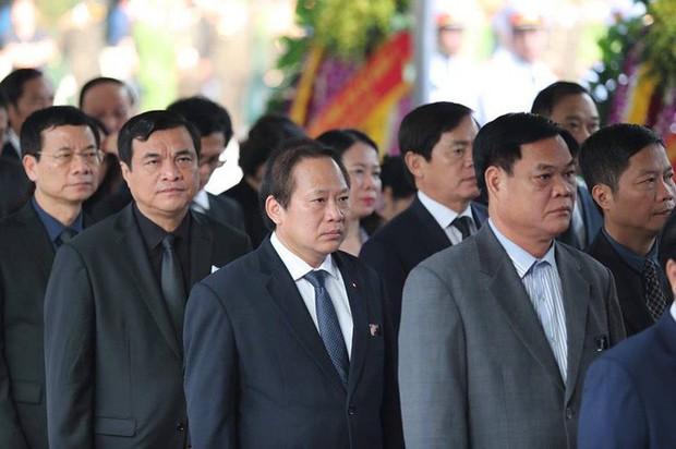 Lễ viếng nguyên Tổng Bí thư Đỗ Mười - Ảnh 14.
