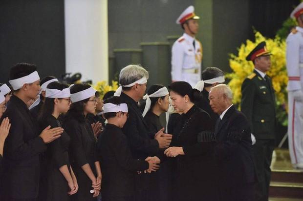 Lễ viếng nguyên Tổng Bí thư Đỗ Mười - Ảnh 28.